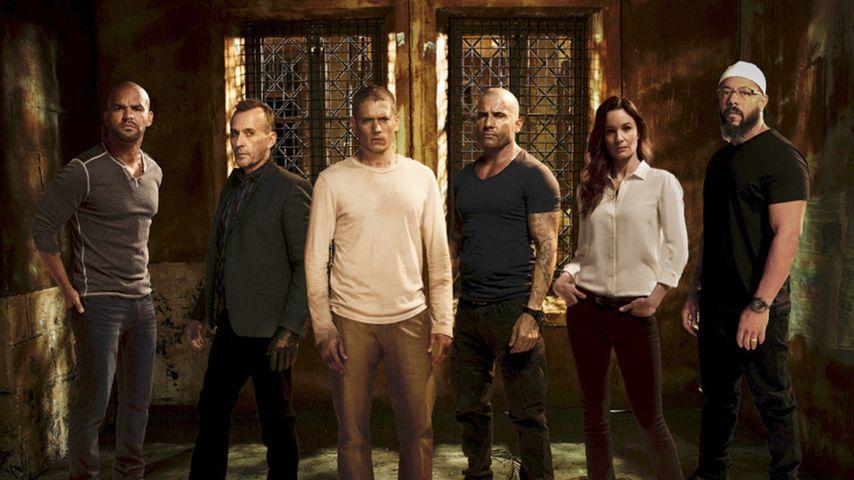 """Cast von """"Prison Break"""""""