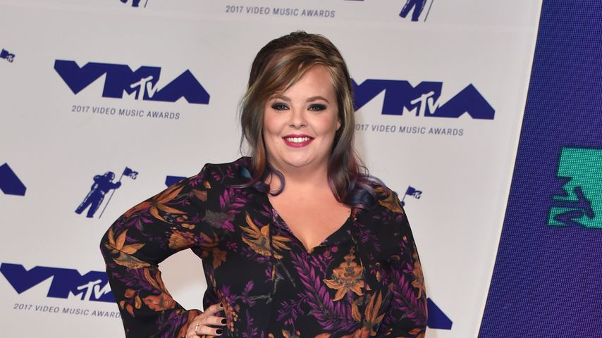 Catelynn Lowell bei den MTV VMAs 2017
