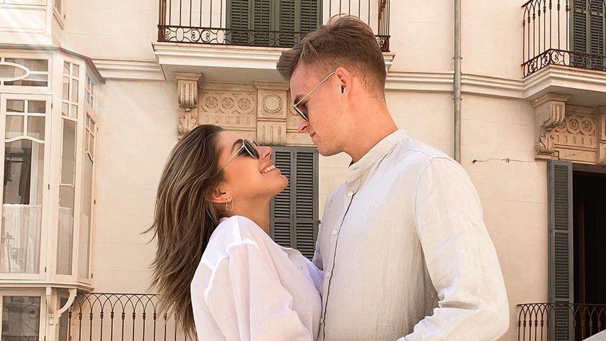 Hertha BSC: Maximilian Mittelstädt liebt Heidi-Model