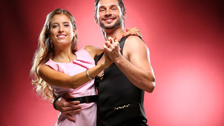 """Let's Dance""-Premiere: Cathy Fischer hat Bammel"