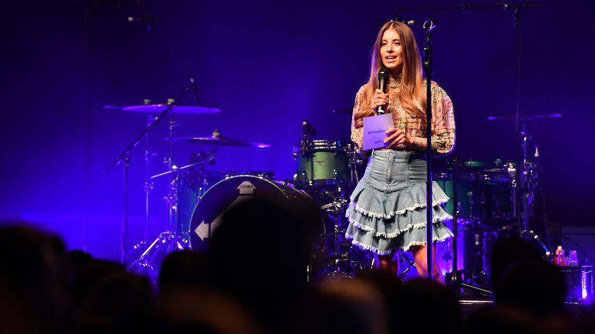 Cathy Hummels im Juli 2019