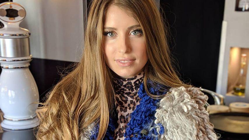 Mats Hummels Ehefrau Cathy, Februar 2019