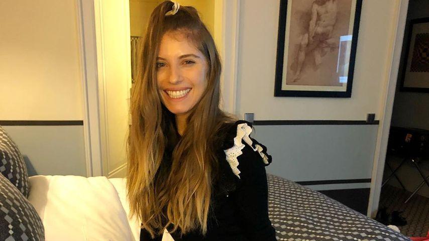 Neuer Trend Fashion Expertin Cathy Hummels Wilde Frisur