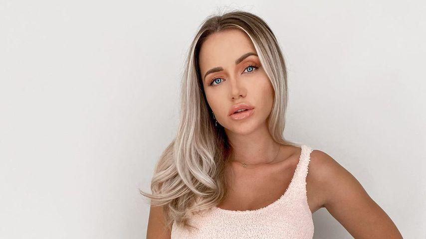 Cathy Lugner, Model