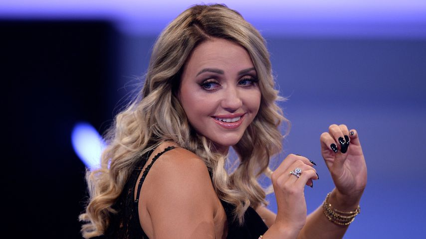 Cathy Lugner bei Promi Big Brother 2016