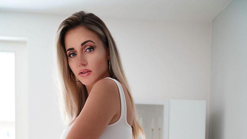 Model Cathy Lugner