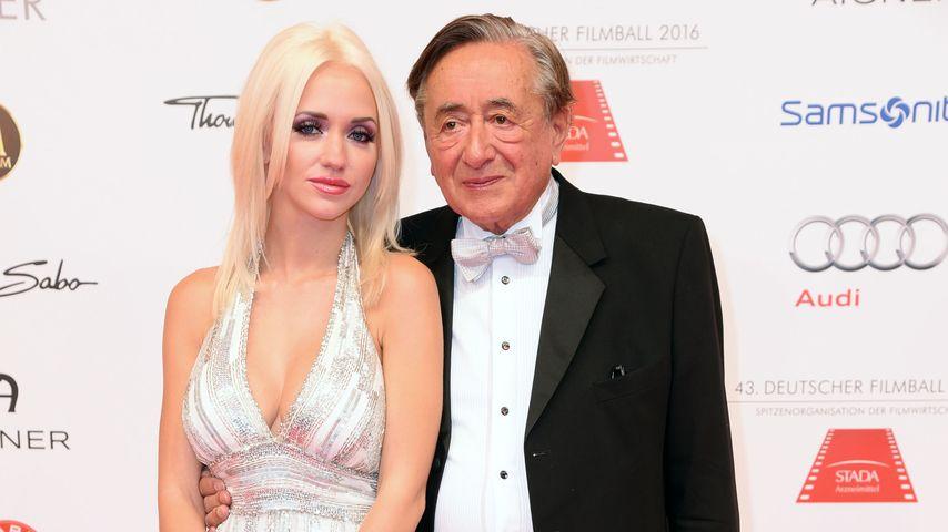 Cathy Lugner und Richard Lugner beim 43. Deutschen Filmball
