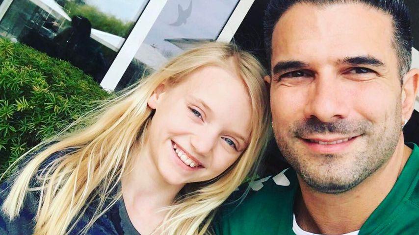 Cathy Lugners Tochter Leonie mit Marc Terenzi