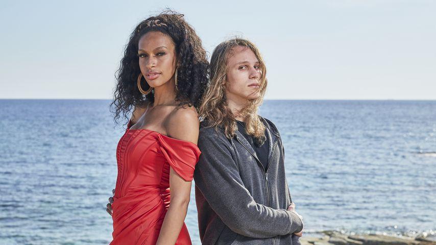 """Cecilia und Markus bei """"Beauty & The Nerd"""""""