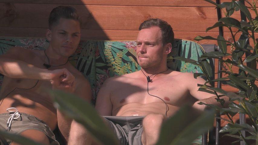 """Cedric Beidinger und Philipp Kalisch bei """"Big Brother"""""""