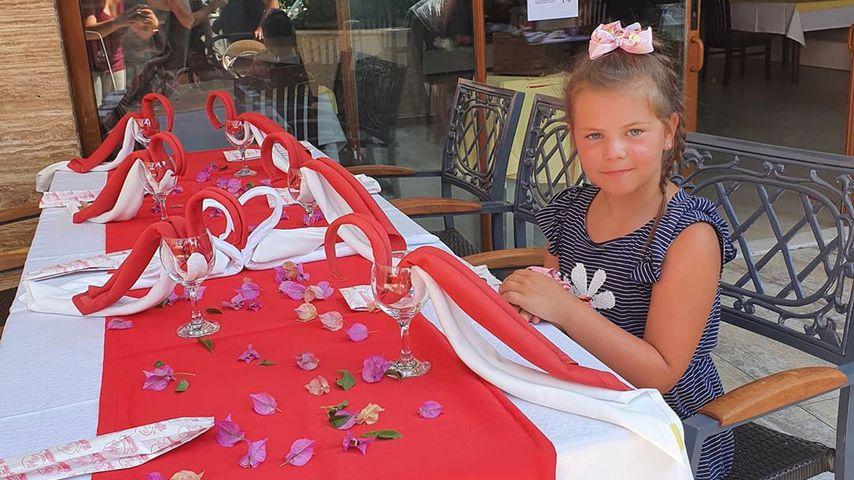 Celina-Sophie Wollny hat Geburtstag – und wusste es nicht!