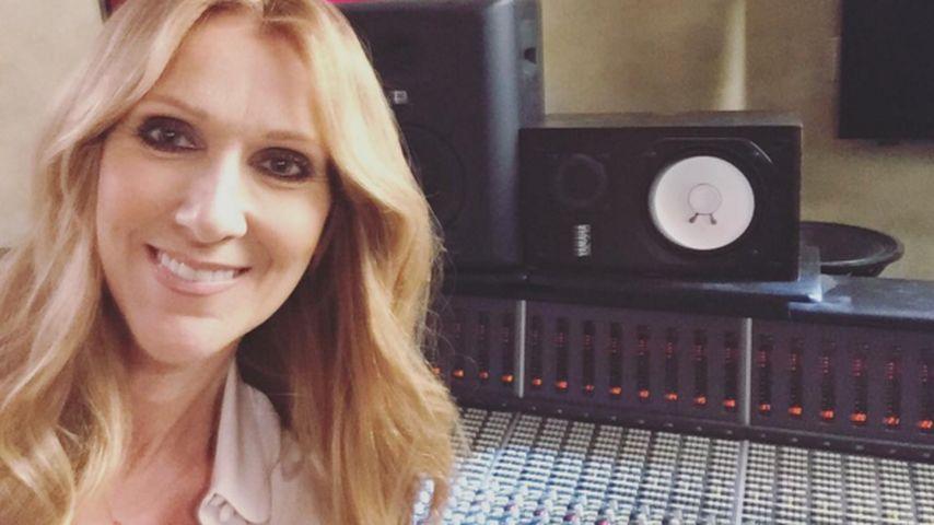 Willkommens-Selfie: Celine Dion feiert Instagram-Debüt