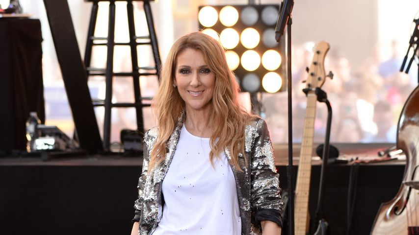 "Celine Dion in der ""Today Show"""