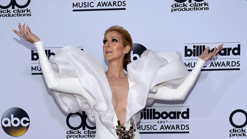 Celine Dion auf den Billboard Music Awards