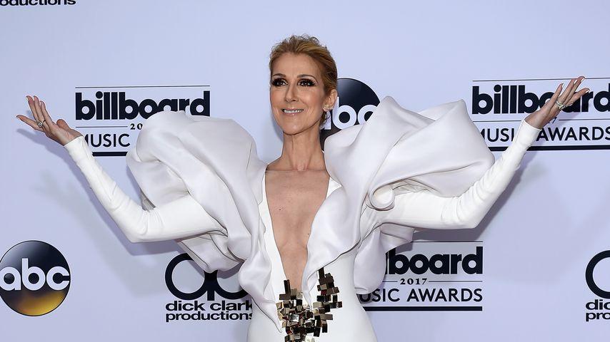 Musikerin Celine Dion in Las Vegas