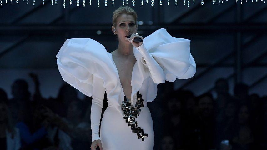 Sängerin Céline Dion