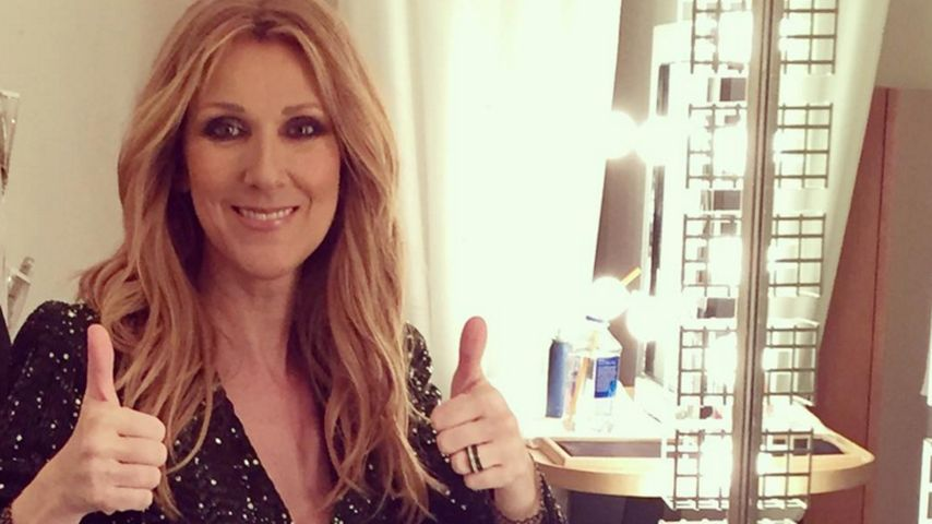 Nach Las-Vegas-Comeback: Celine Dion bedankt sich bei Fans