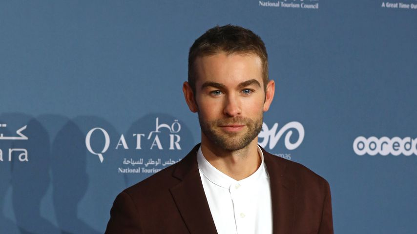 "Chace Crawford, ""Gossip Girl""-Star"