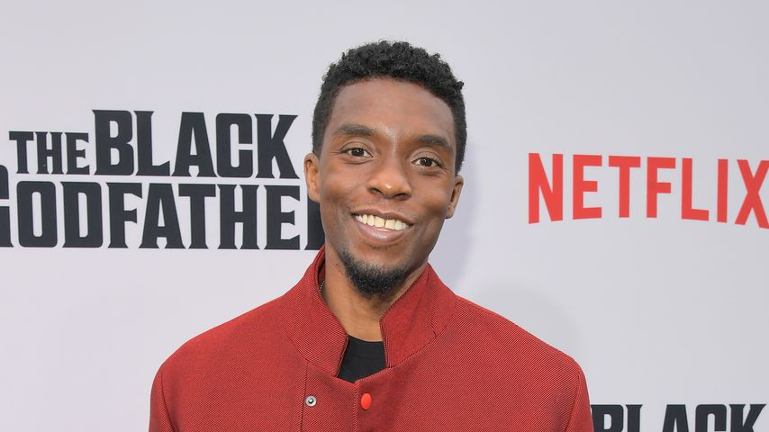 """Black Panther""-Star Chadwick Boseman"