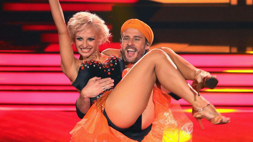 """Chakall und Marta Arndt bei """"Let's Dance"""""""