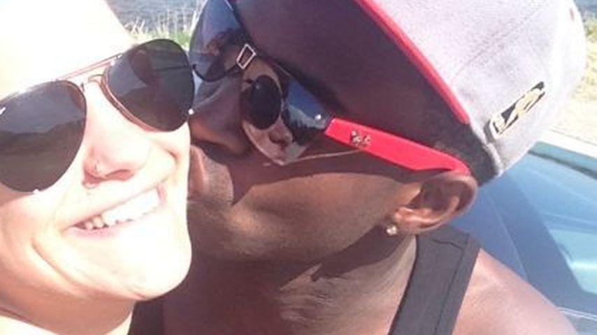 Ex-BTN-Chameen: Liebesurlaub mit ihrem Kwaku