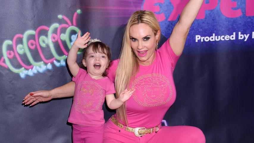 Chanel Nicole und Coco Austin
