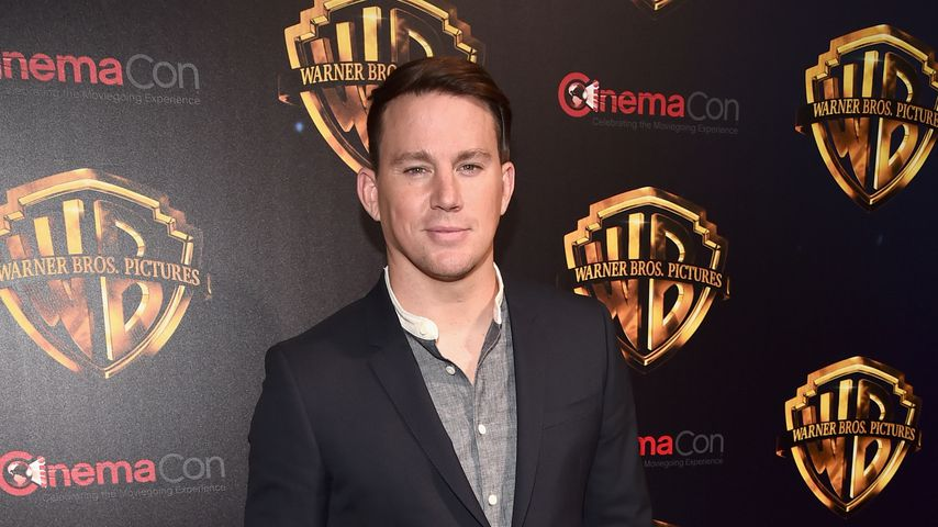 Channing Tatum auf der CinemaCon 2018