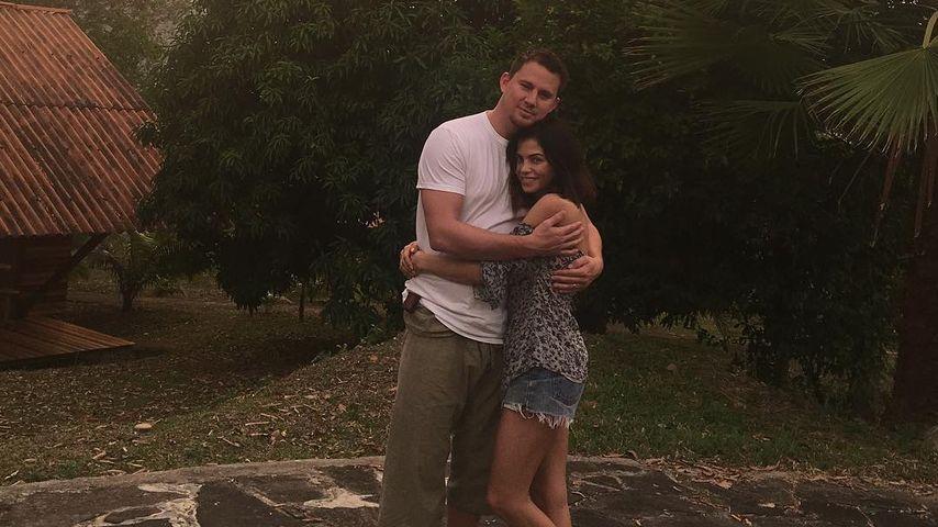 Schauspieler-Ehepaar Channing Tatum und Jenna Dewan Tatum