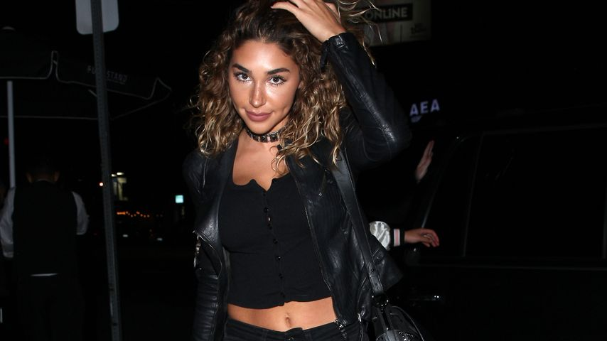 Chantel Jeffries in West Hollywood