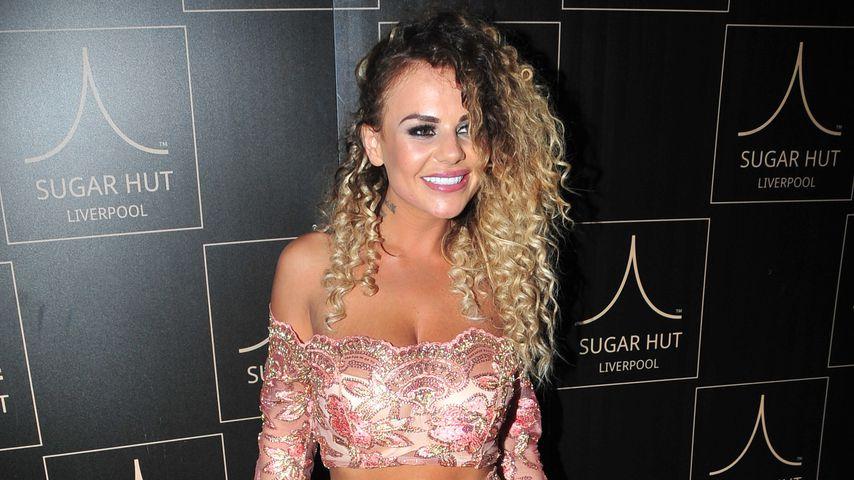 Chantelle Connelly bei der Launch des Sugar Hut Liverpool