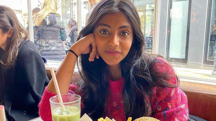 Charithra Chandran im Februar 2020