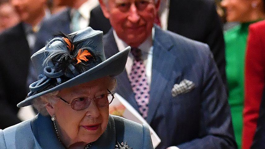 Queen in Gefahr? Auch Prinz Charles ist mit Corona infiziert