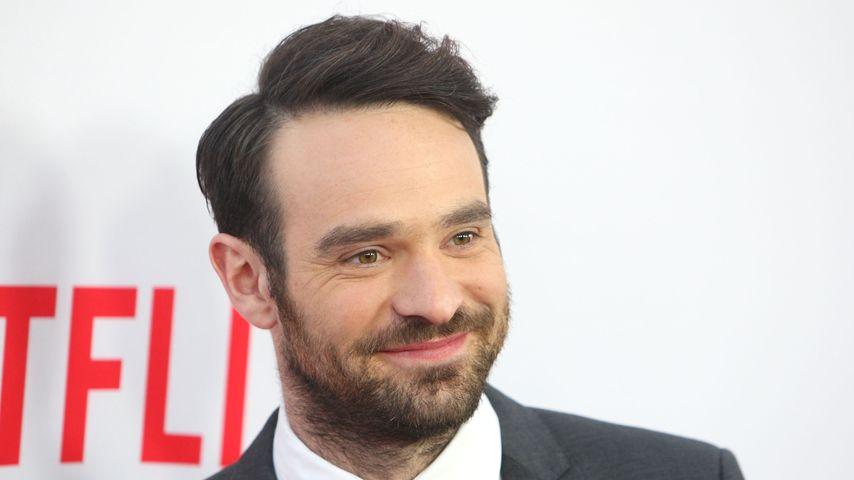 """Charlie Cox auf der """"Marvel's Daredevil""""-Netflix Premiere in Los Angeles"""