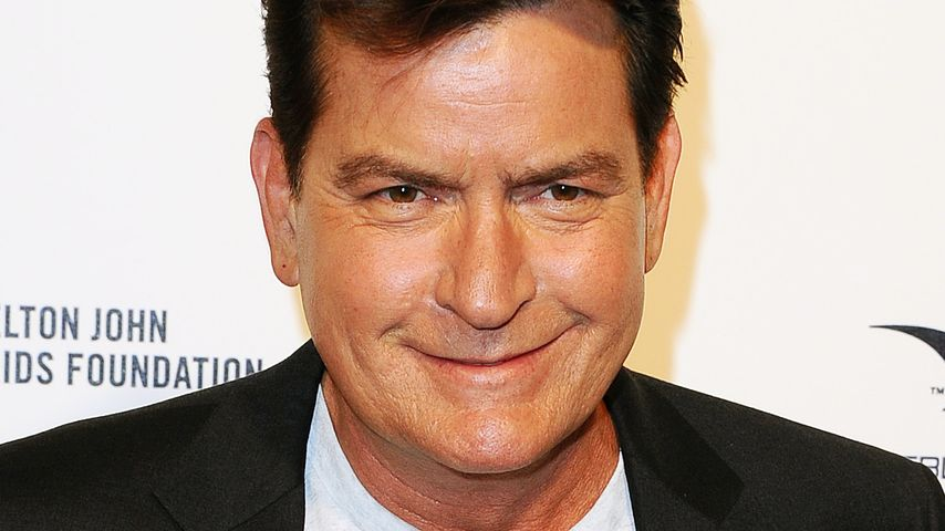 Nach HIV-Verkündung: Red-Carpet-Comeback für Charlie Sheen
