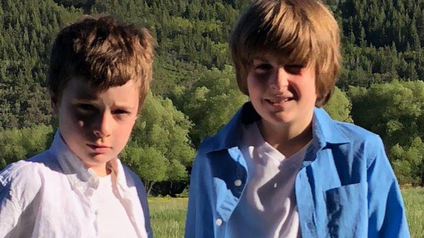 Bob und Max, Söhne von Charlie Sheen