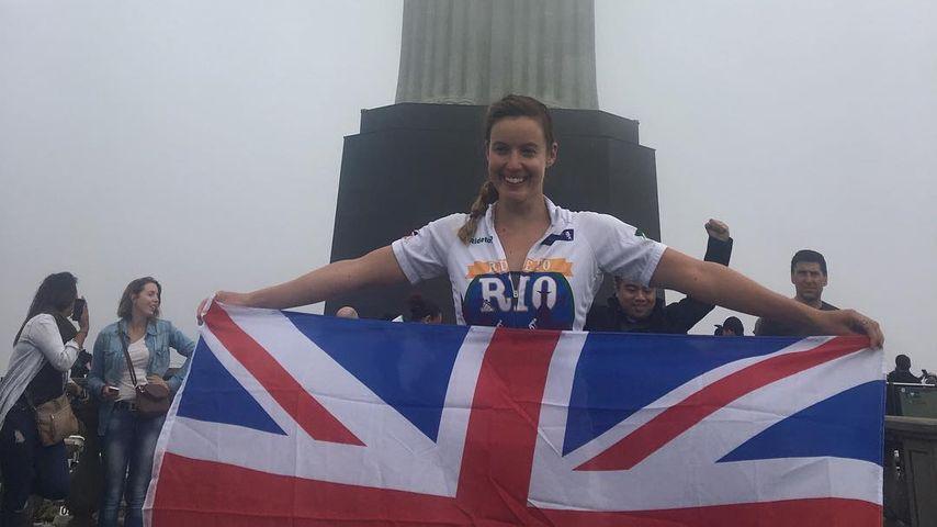 Charlie Webster bei den Olympischen Spielen in Rio