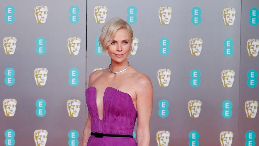 Charlize Theron bei den BAFTA Awards 2020