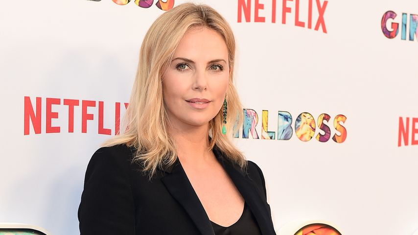 "Charlize Theron bei der Netflix-Premiere von ""Girlboss"" in Hollywood"