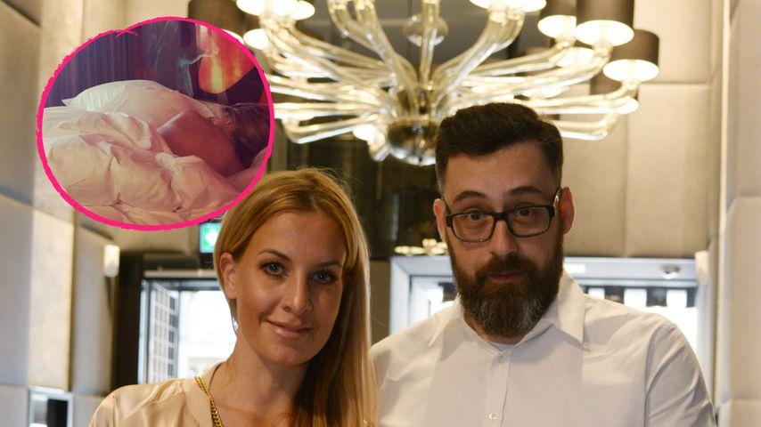 Charlotte Würdig: Heißer Gruß aus dem Bett an Ehemann Sido