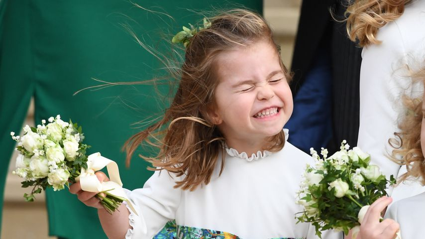 Charlotte so niedlich: Die 10 drolligsten Blumenkinder-Pics