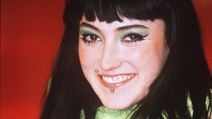 Charlotte Roche im Jahr 2000