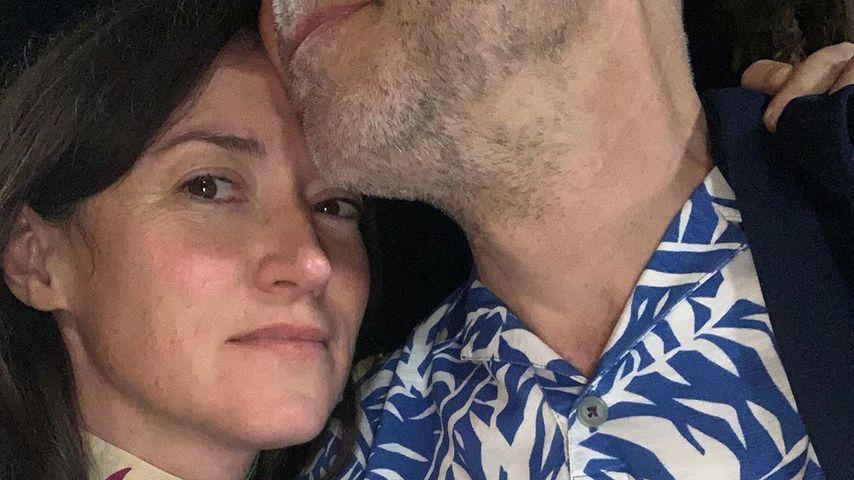 Charlotte Roche und ihr Mann Martin Keß