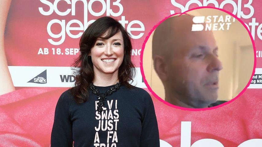 Zwölf Jahre Ehe: Charlotte Roche zeigt endlich ihren Ehemann