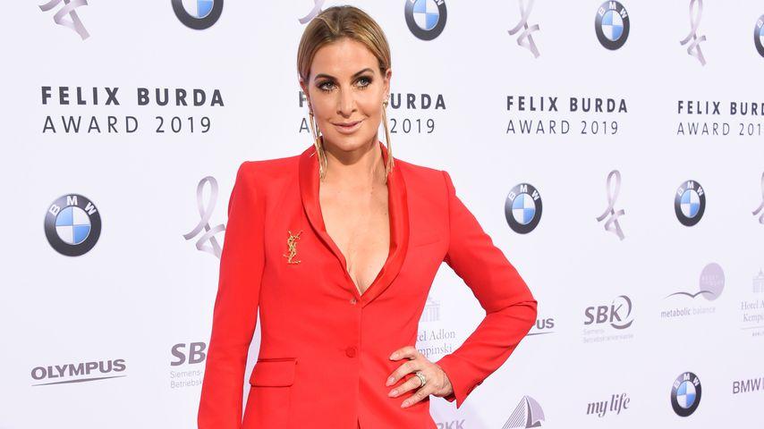 Charlotte Würdig beim Felix Burda Award 2019