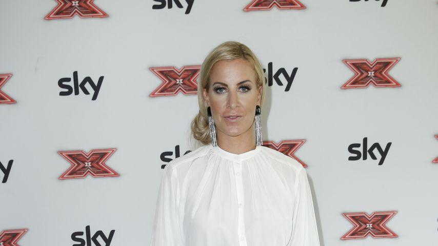 "Charlotte Würdig, ""X Factor""-Moderatorin"