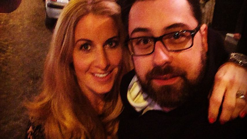 Charlotte Würdig und Sido im November 2013