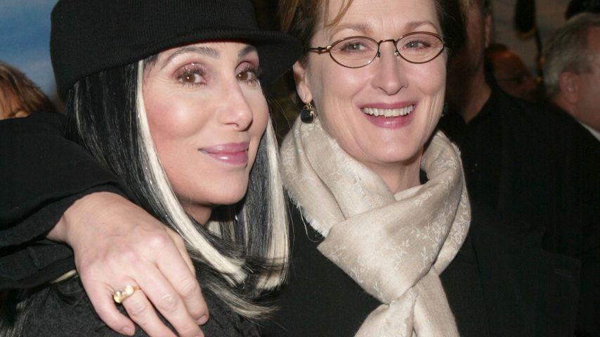 Cher und Meryl Streep 2003