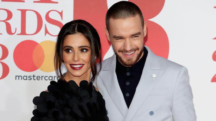 Cheryl Cole und Liam Payne, 2018