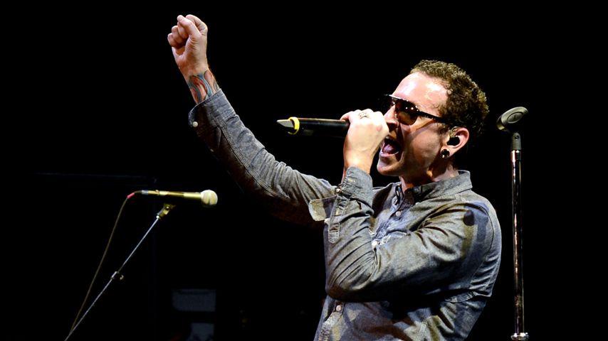 Festival-Gänsehaut-Moment: 40.000 Leute sangen für Chester!