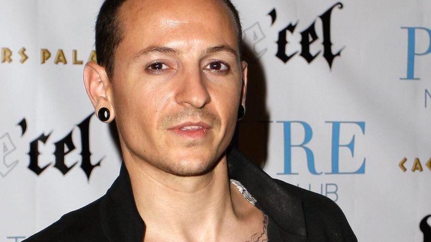 Suizid! Linkin-Park-Leadsänger Chester Bennington ist tot